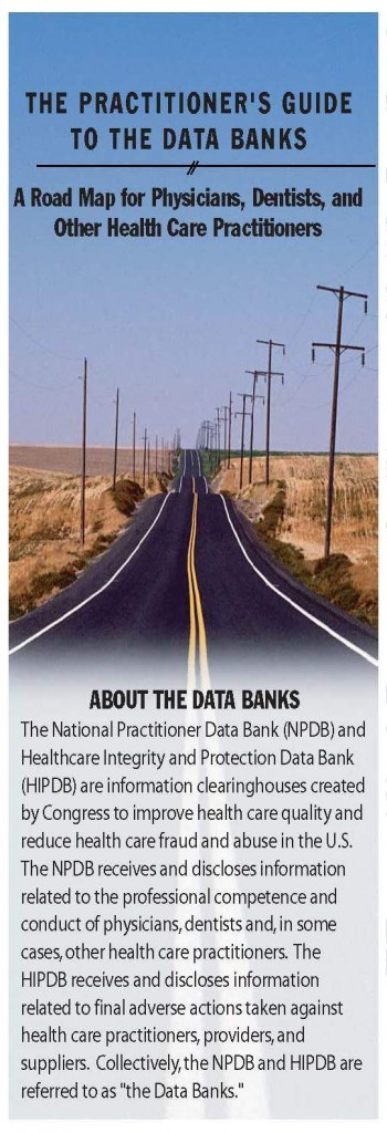 Practitioner Guide to the Data Bank cover